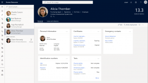 Dynamics 365 Talent has now become Dynamics 365 Human Resources