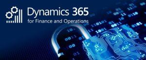 d365 finance security